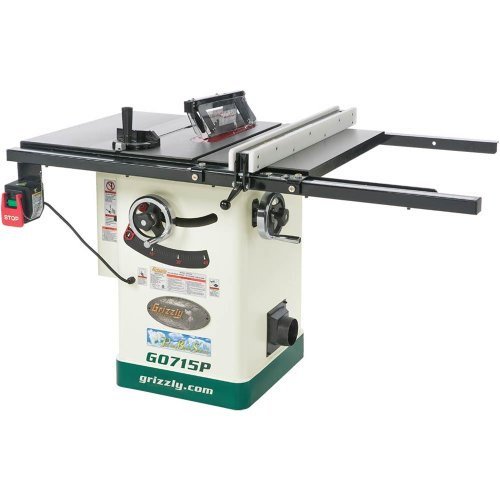 You Can Find This Saw On At A Price Around 1 998 90 Some Say That The Grizzly G0715p Offers Best Cutting Among All So Your Money Will Be Worth
