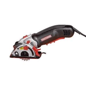 Craftsman mini circular saw