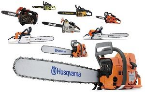 chainsaw types