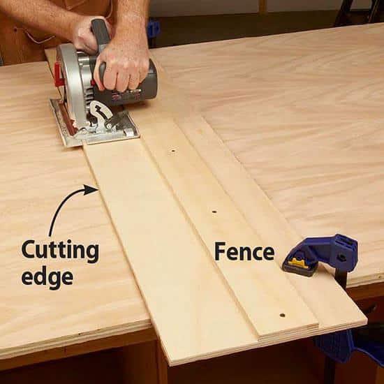 circular saw cutting guides