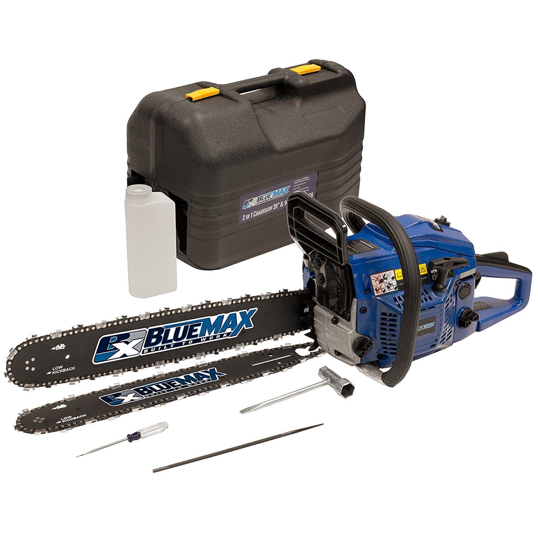 Blue Max 20-inch chainsaw