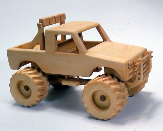 car toy pattern for kids