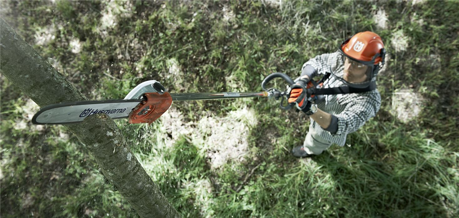 husqvarma pole chainsaw