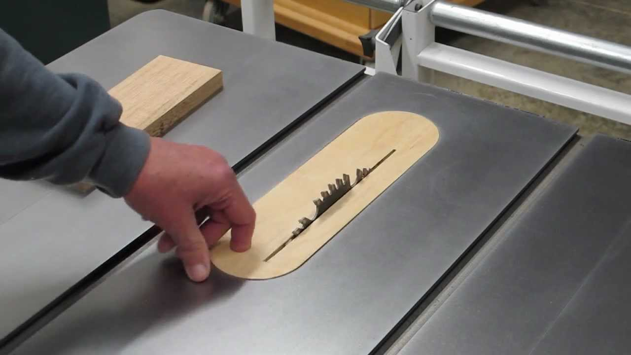 get most out of your table saw