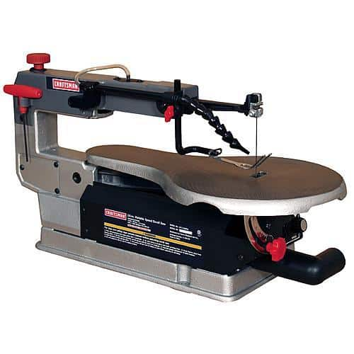 Craftsman 16 in. Variable Speed Scroll Saw