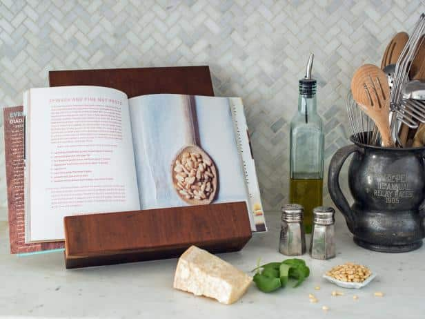 Cookbook Stand or Tablet Holder