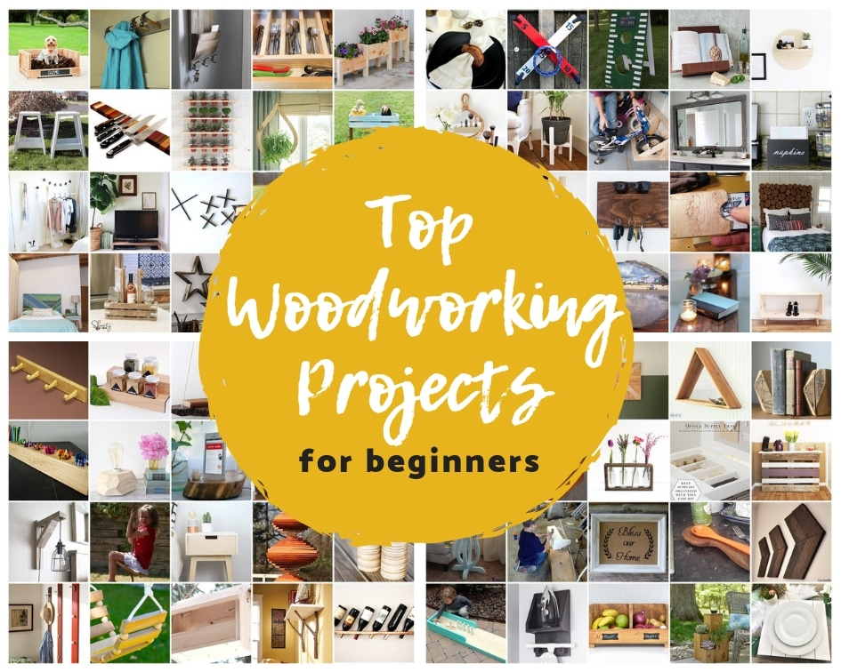 Top 100 Easiest Diy Woodworking Projects Ideas For Beginners