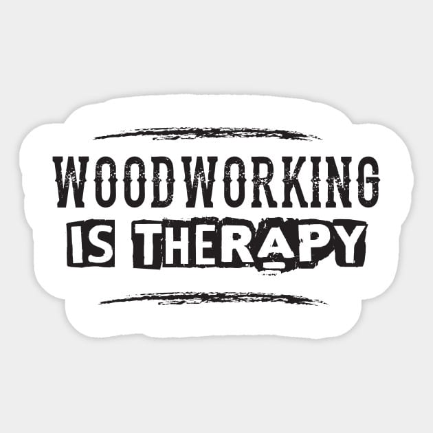 woodworking as a therapy