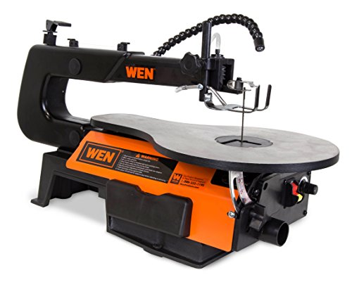 WEN 3920 16-inch two direction variable speed scroll saw