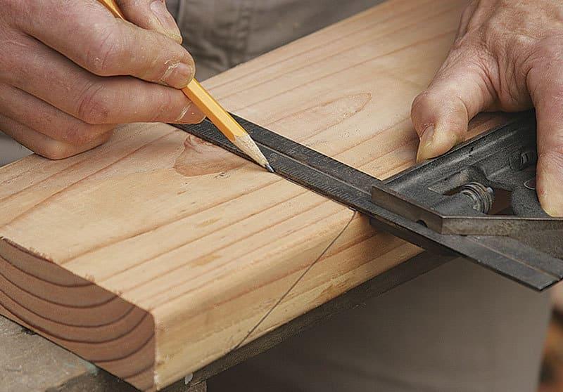 bevel wood