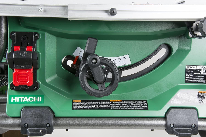 close up photo of a Hitachi C10RJ