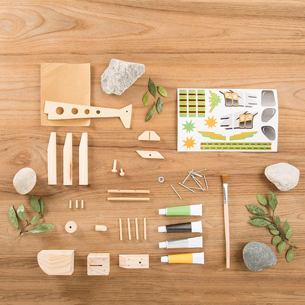 Annie's Woodworking Subscription Box