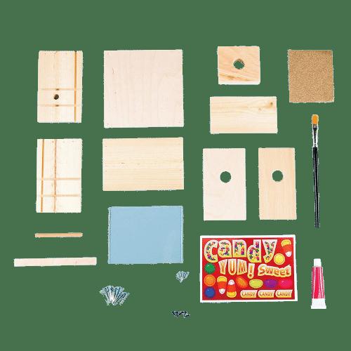 Annie's Woodworking Kit