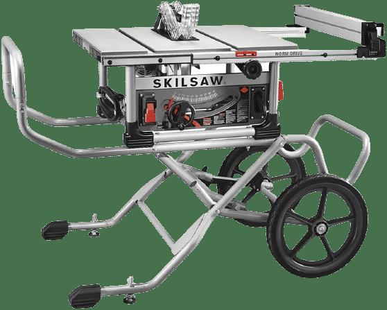"SKILSAW SPT99-11 10"" Heavy Duty Worm Drive Table Saw"