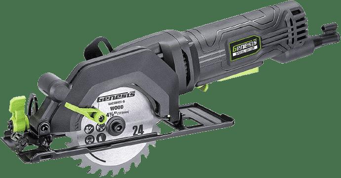 Genesis GCS445SE Compact Circular Saw