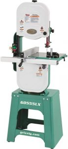 Grizzly Industrial G0555LX in Green and White