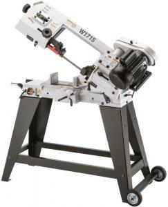 SHOP FOX W1715 .75 HP with Four-legged Stand Metal Cutting Bandsaw