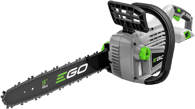 EGO Power+ CS1600 16-Inch 56V Lithium-ion Cordless Chainsaw
