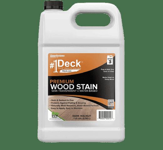 Deck Premium Semi-Transparent Wood Stain