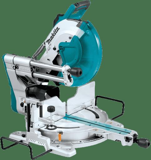 Makita LS1219L Dual-Bevel Sliding Compound Miter Saw