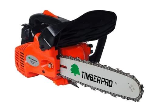 TIMBERPRO 26cc 10-Inch Top Handle Arborist Chainsaw - Best Budget Pick