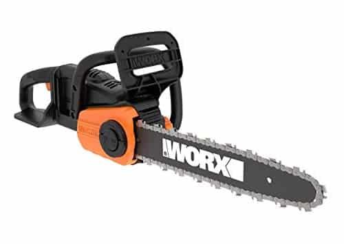 Worx WG384.9 Battery-Powered Chainsaw