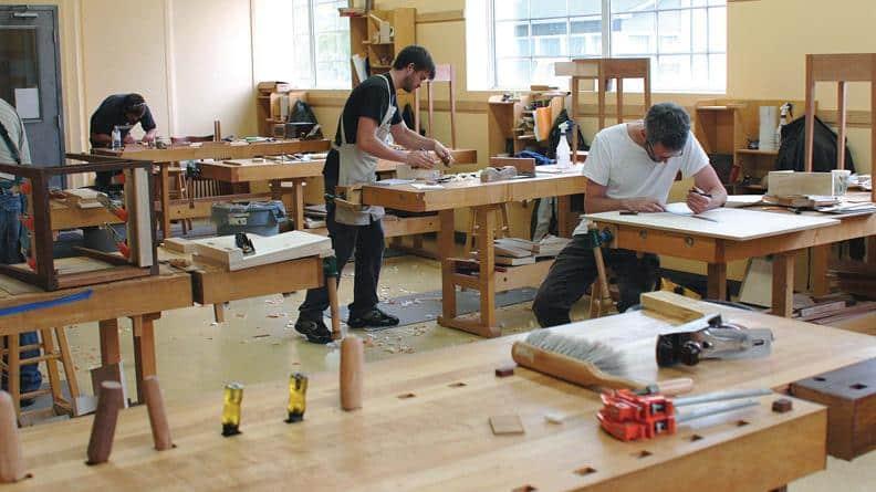 woodworking class