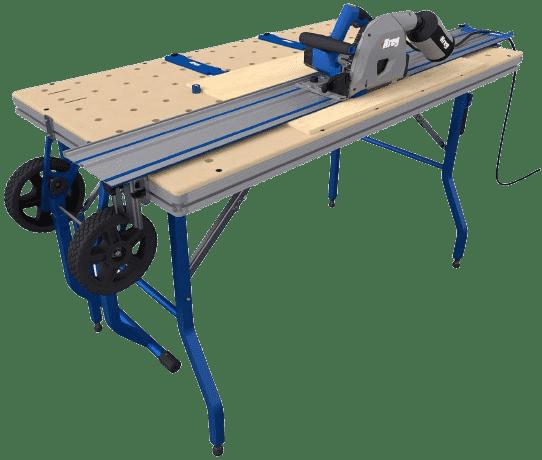 Kreg ACS3000 Adaptive Cutting System Plunge Saw & 62