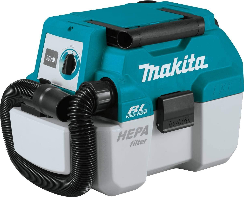Makita XCV11Z Wet Dry Dust Extractor Vacuum