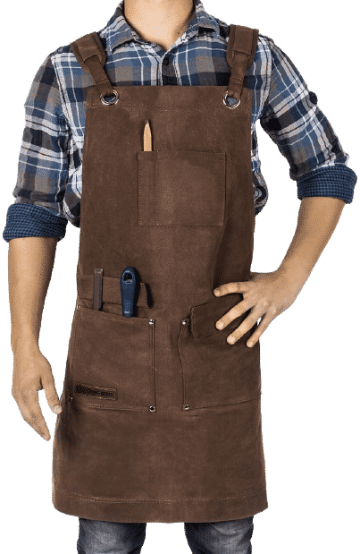 Texas Canvas Wares Woodworking Apron