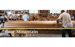 bear mountain boats logo