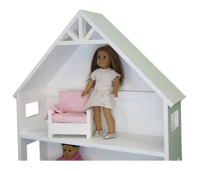 American Girl Dollhouse for Small Spaces Plan