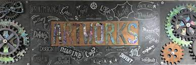 Artworks at the Carver School
