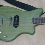 Bamboo Guitar Plan