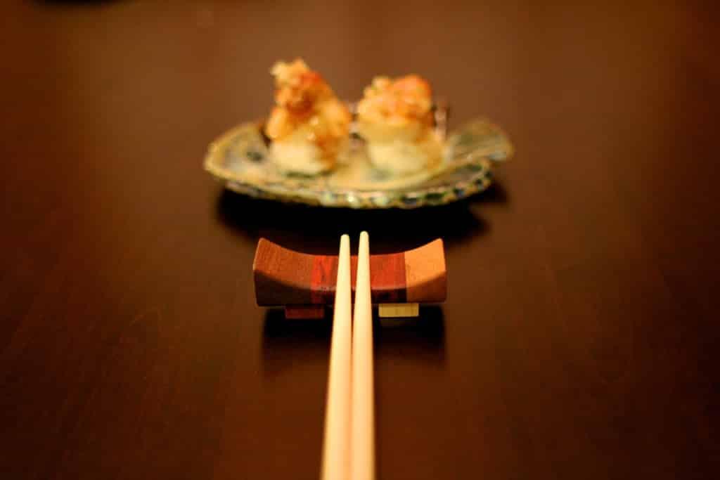 Hardwood Chopstick Rest Plan