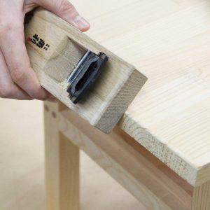 KAKURI Woodworking Japanese Block Plane Test of Use