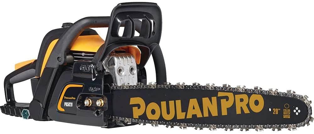 Poulan Technology - Poulan Pro 20