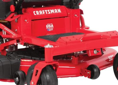 Craftsman lawn mower cutting deck