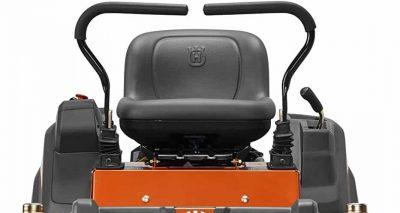 Husqvarna lawn mower seat