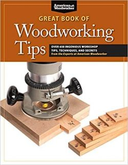 Great Book of Woodworking Tips by Randy Johnson