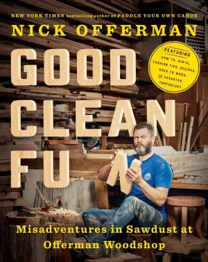 GoodCleanFun by Nick Offerman