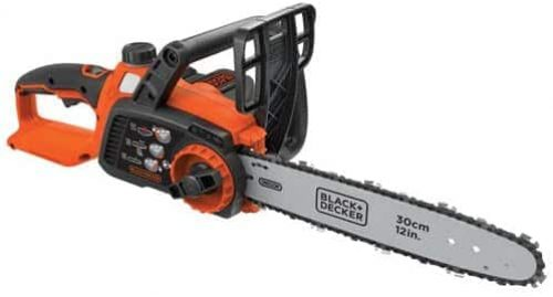 BLACK DECKER 40V Max Cordless Chainsaw
