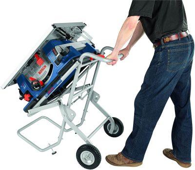 Bosch 4100-10 portability