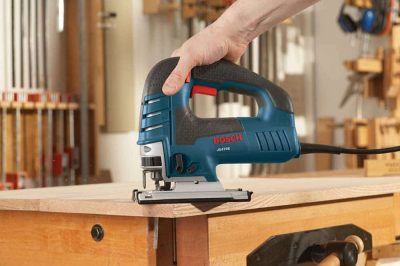 Bosch Power Tools Jig Saws - in action