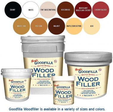 Color and Size Options of Gork's GoodFilla