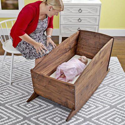 Cradle Woodworking Plan