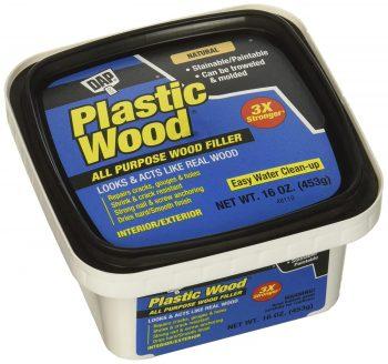 DAP Latex Plastic Wood Filler