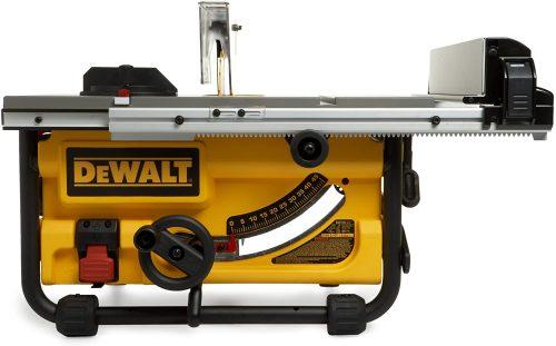 DEWALT 10-Inch Table Saw, 16-Inch Rip Capacity (DW745)