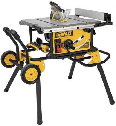 DeWalt 10-inch blade Table Saw