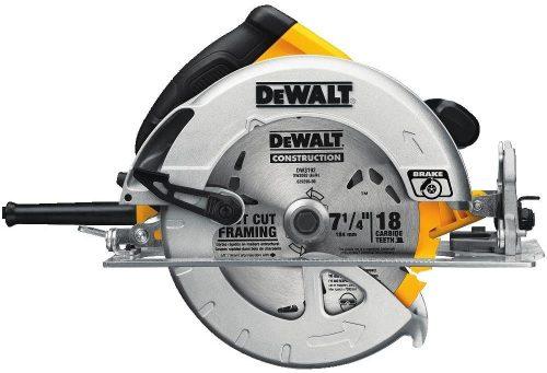 DEWALT 7-1/4-Inch Circular Saw with Electric Brake